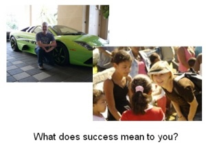 what does success mean to you? Monavie can help you to acheive this